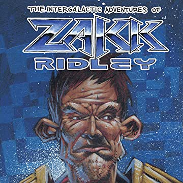 The Intergalactic Adventures of Zakk Ridley
