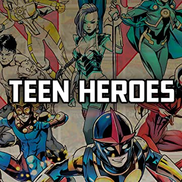 All-New Marvel Now! Teen Heroes