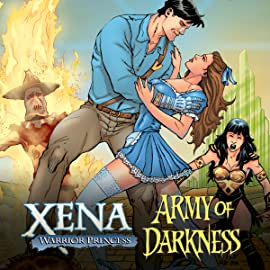 Xena: Warrior Princess vs. Army of Darkness: What, Again?
