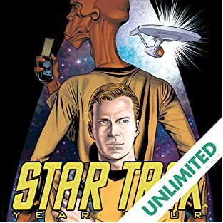 Star Trek: Year Four: The Enterprise Experiment