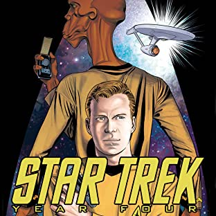 Star Trek: Year Four: The Enterprise Experiment