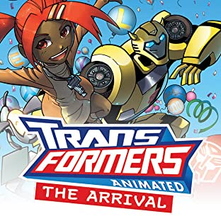 Transformers Animated - The Arrival