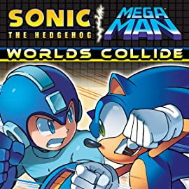 Sonic the Hedgehog/Mega Man: Worlds Collide