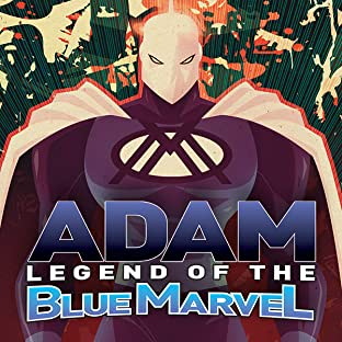 Adam: Legend of the Blue Marvel, Tome 1