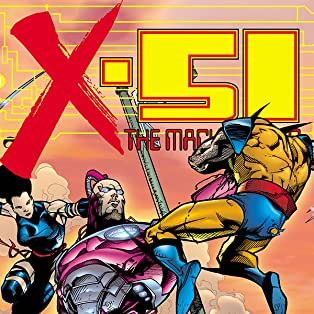 X-51 (1999-2000)