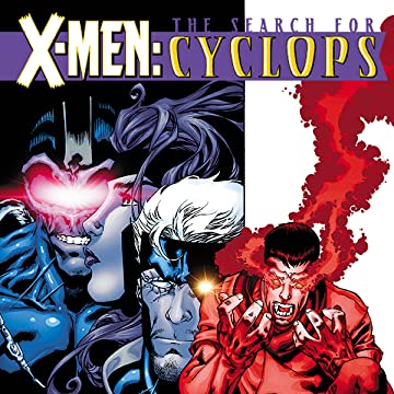 X-Men: The Search For Cyclops