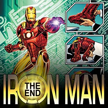 Iron Man: The End (2008)