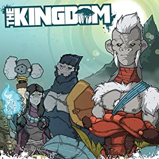 The Kingdom, Vol. 1: Rise of the Ape King
