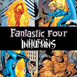 Fantastic Four / Inhumans