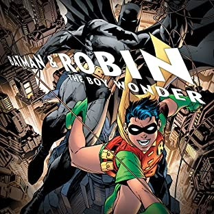 All-Star Batman and Robin, the Boy Wonder