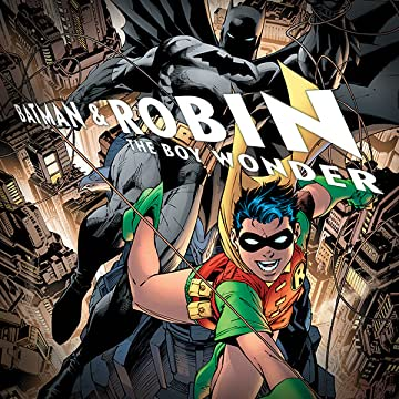 All Star Batman and Robin, the Boy Wonder