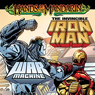 Iron Man/War Machine: Hands Of The Mandarin