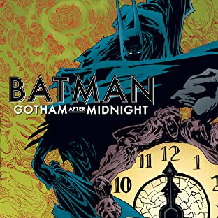 Batman: Gotham After Midnight (2008-2009), Tome 1