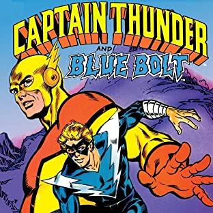 Captain Thunder and Blue Bolt, Tome 1