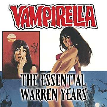 Vampirella: The Essential Warren Years