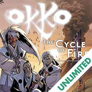 Okko Vol. 4: The Cycle of Fire
