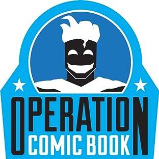 Operation Comic Book, Tome 1: Captain Comic Book