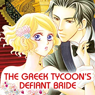 The Greek Tycoon's Defiant Bride