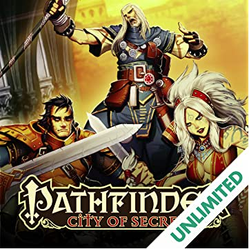 Pathfinder: City of Secrets