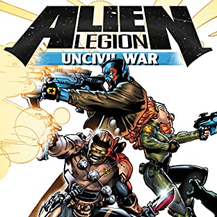 Alien Legion: Uncivil War