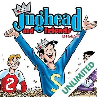 Jughead And Friends Digest