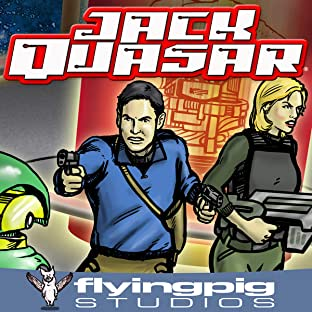 Jack Quasar, Vol. 1: The Man from S.P.A.C.E.