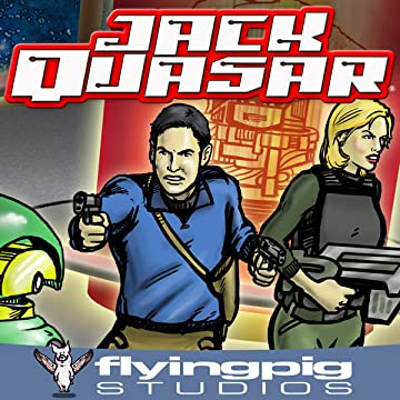 Jack Quasar: The Man from S.P.A.C.E.