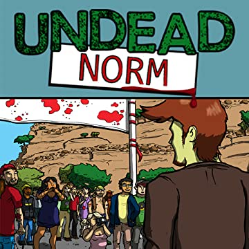 Undead Norm: A Zombie Comedy