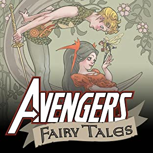 Avengers Fairy Tales (2008), Vol. 1