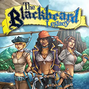 The Blackbeard Legacy, Vol. 1
