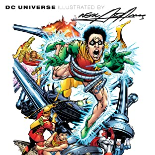 DC Universe Illustrated By Neal Adams, Vol. 1