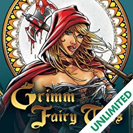 Grimm Fairy Tales (2007-2016)