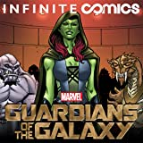 Marvel's Guardians Of The Galaxy Prequel Infinite Comic