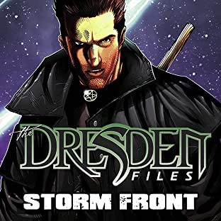 Jim Butcher's The Dresden Files: Storm Front, Vol. 1