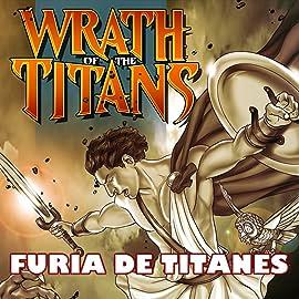 Wrath of the Titans: Spanish Edition