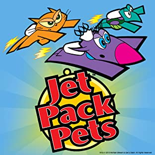 Jet Pack Pets, Tome 1