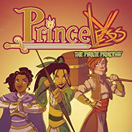 Princeless, Vol. 3: The Pirate Princess