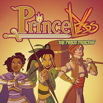 Princeless: The Pirate Princess