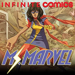 Ms. Marvel Infinite Comics