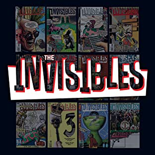 The Invisibles, Tome 3