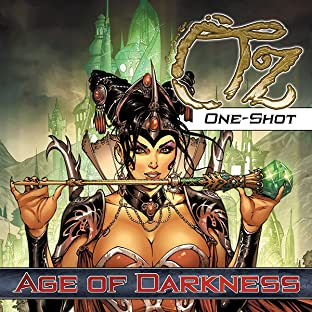 Grimm Fairy Tales: Oz: Age of Darkness
