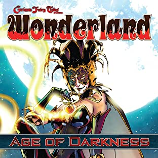Grimm Fairy Tales: Wonderland: Age of Darkness