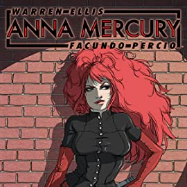 Anna Mercury, Vol. 1