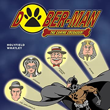 Dober-Man: Great Caper of Crime
