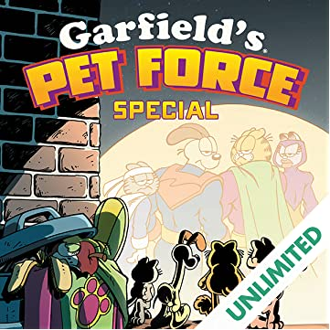 Garfield: Pet Force 2014 Special