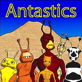 Antastics, Vol. 1: Same Beginning