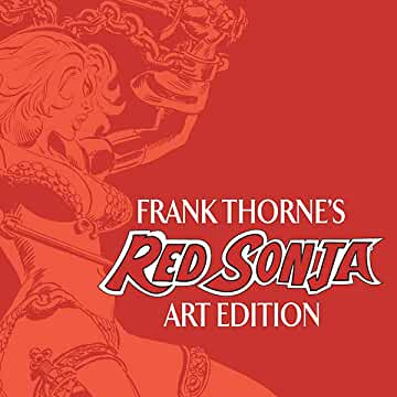 Frank Thorne's Red Sonja