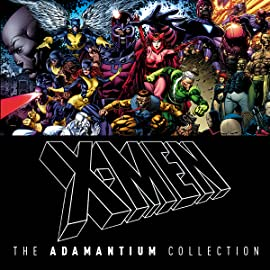 X-Men: The Adamantium Collection