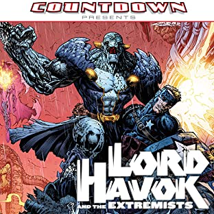 Countdown Presents: Lord Havok and the Extremists, Vol. 1