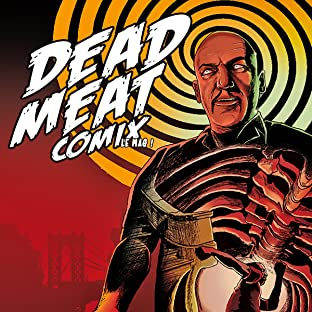DEAD MEAT COMIX le mag